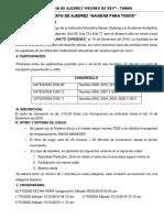 Campeonato de Ajedrez Tarma 2018