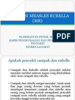Materi Imunisasi MR 2018