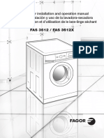 Washer dryer combination_FAS 3612 FAS 3612X Installation and User Manual.pdf