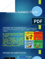 Empatia Tolerancia Asertividad