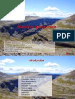Muestreo Geoquímico