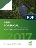 Relatório Atividades PEFC.2017