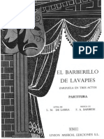 Barberillo Piano