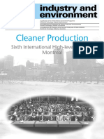 Unep_24 Cleaner Production - Referencia