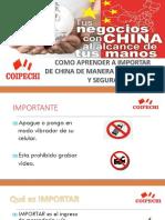 Seminario Importar de China