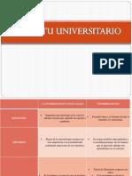 Espiritu Universitario