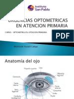 Urgencias Optometricas en Atencion Primaria Final