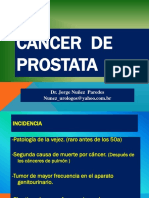 Cancer de Prostata Uncp