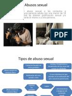 Abusos Sexual
