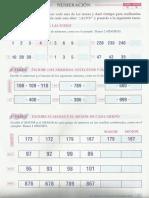 numeracion evamat