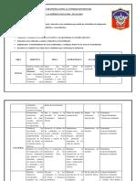 Plan de Trabajo de Postulantes Al Consejo Estudiantil
