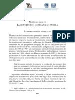 LA REVOLUCIÓN MEXICANA EN PUEBLA