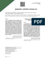 Spirulina y Su Efecto Hipolipemiante y Antioxidante en Humanos