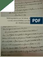 Bibliographie Laine CDI