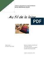 Bibliographie - Au Fil de La Laine - V Dutroux