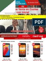 HV - Enfoque Venta en Cuotas - Noviembre