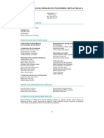 Titulos de Trabajos Papers de Metalurgia