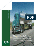 Manual para la Gestión Ambiental en el Sector Transporte en Andalucía