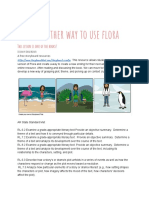 flora for middle school - google docs