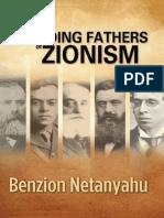 Benzion Netanyahu-The Founding Fathers of Zionism-Balfour Books (2012)