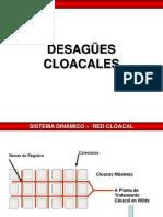 01 - Proyecto de Instalaciones - Sistema Cloacal - Palaá