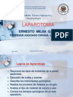 Laparatomia