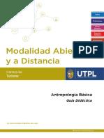 Antropologia - Guia Didactica