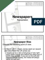01 Media Studies - Representation
