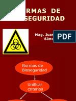 Medidas de Bioseguridad Hospitalaria