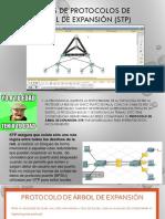 Tipos de Protocolos de Árbol de Expansión