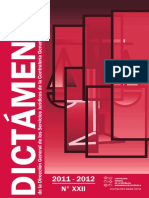 Dictamen de la CGR 2011 - 2012