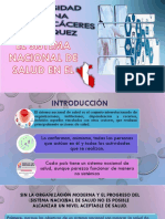 Sistema de Salud en El Perú