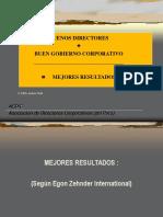 Gobierno Corporativo - Andres Nobl