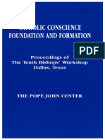 Catholic Conscience Foundation & Formation