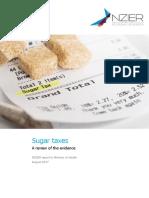 Sugar Tax Report