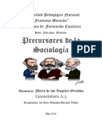 Bibliografia de Sociologos