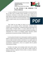 Teoría General Del Estado y Del Derecho y Su Relación Con Otras Ciencias