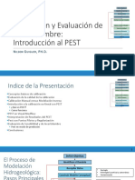 Clase Calibracion Incertidumbre Intro to PEST