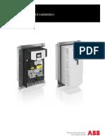 ACS580 Firmware Manual 3axd50000016097