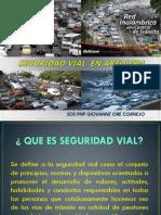 Seguridad Vial en Arequipa 2014