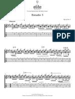 A_Estudio 3 v1.2 - Full Score
