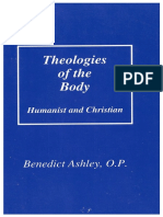 Theologies of the Body