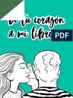 De Tu Corazon a Mi Libro- Pablo Piñeiro Taboada