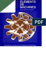 Elements de Machines