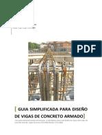 Guia simplificada Diseño de Vigas.pdf