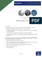 22. Altimeter Setting and Use Of Radioaltimeter.pdf
