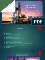 Insdustria Del Petroleo