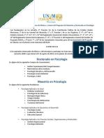Programa Academico 2018 2019