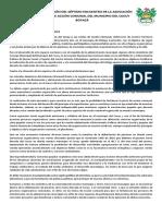 Declaración Encuentro Asojuntas Cocuy