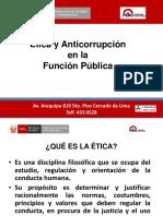 Etica y Anticorrupcion
